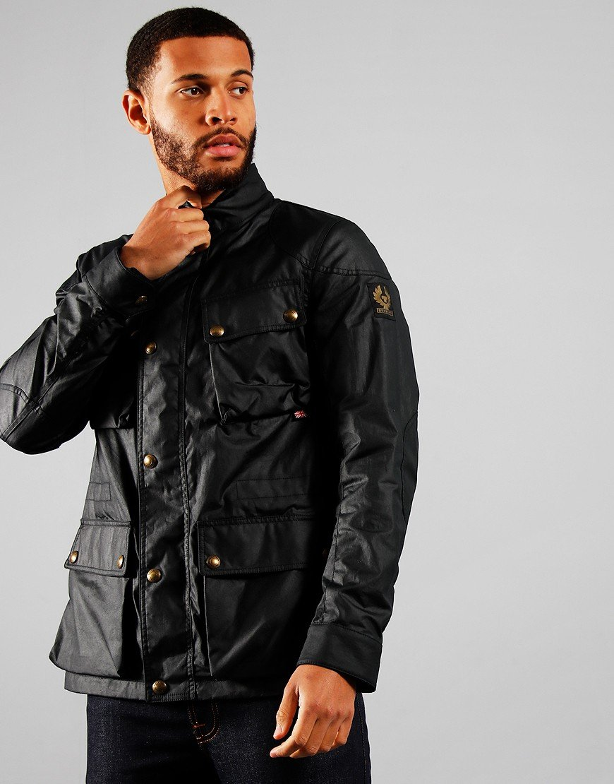 Belstaff Fieldmaster Jacket  Dark Navy