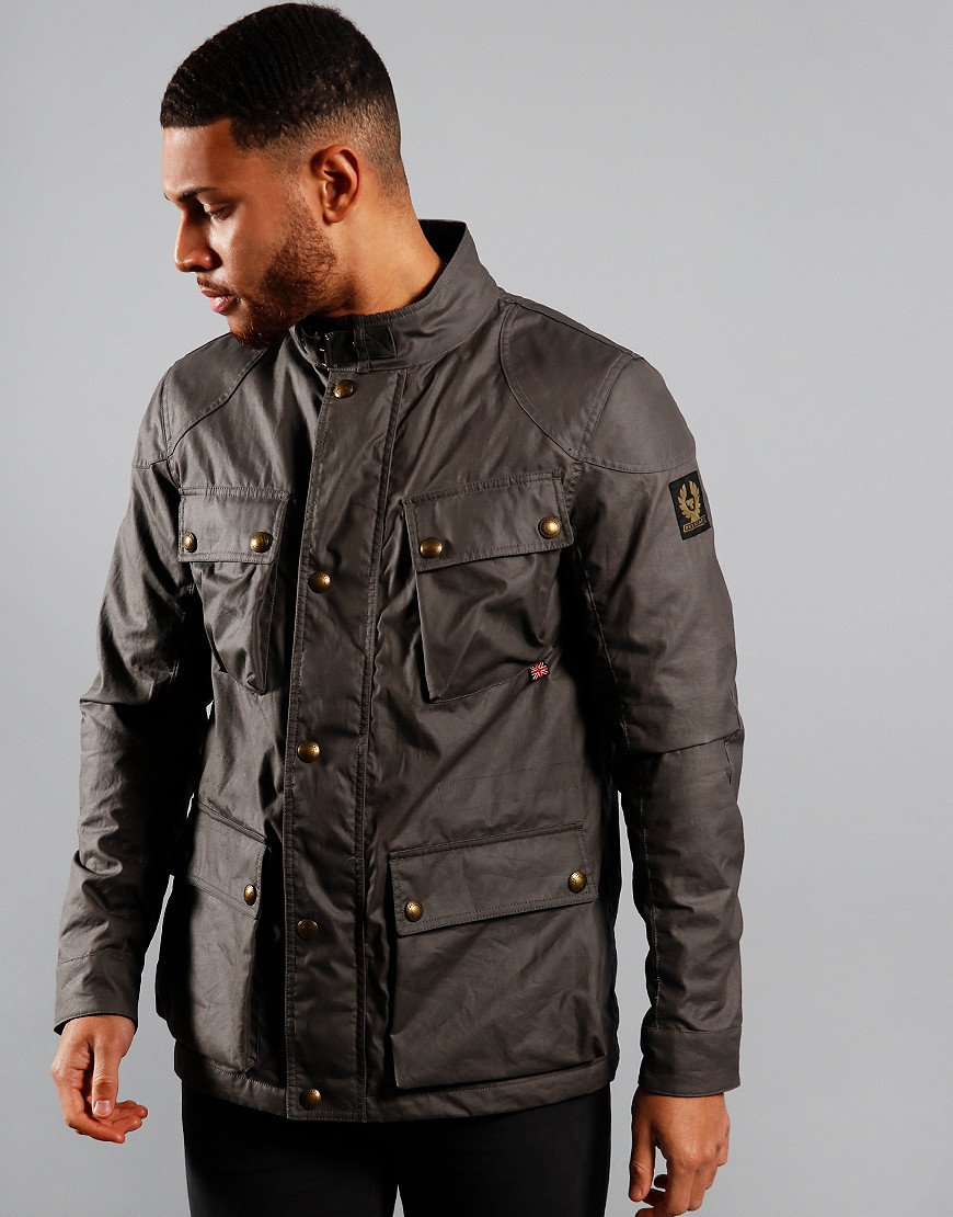Belstaff Fieldmaster Jacket Dusk Grey
