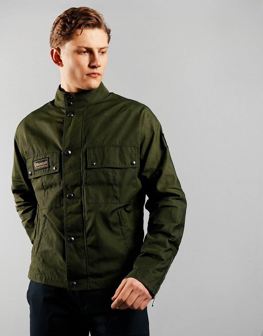 Belstaff Instructor Jacket Rifle Green