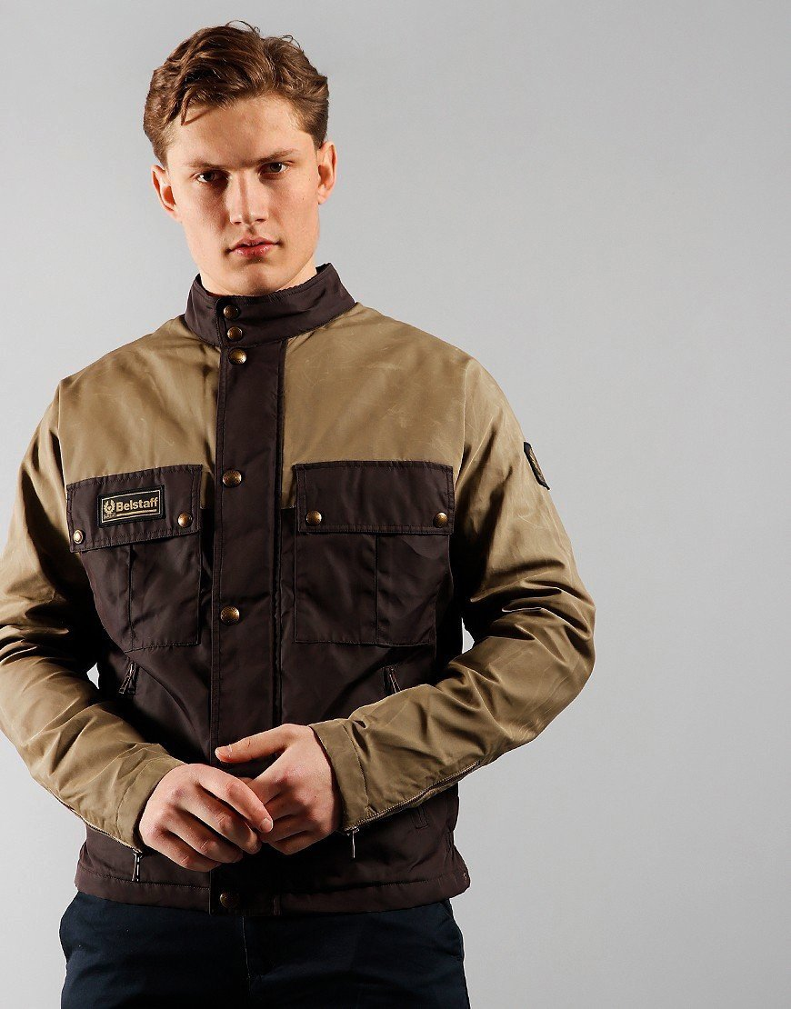 Belstaff Instructor Jacket Tar