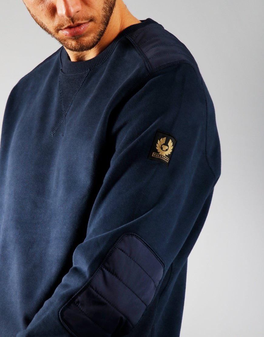 Belstaff Jarvis Sweatshirt Navy