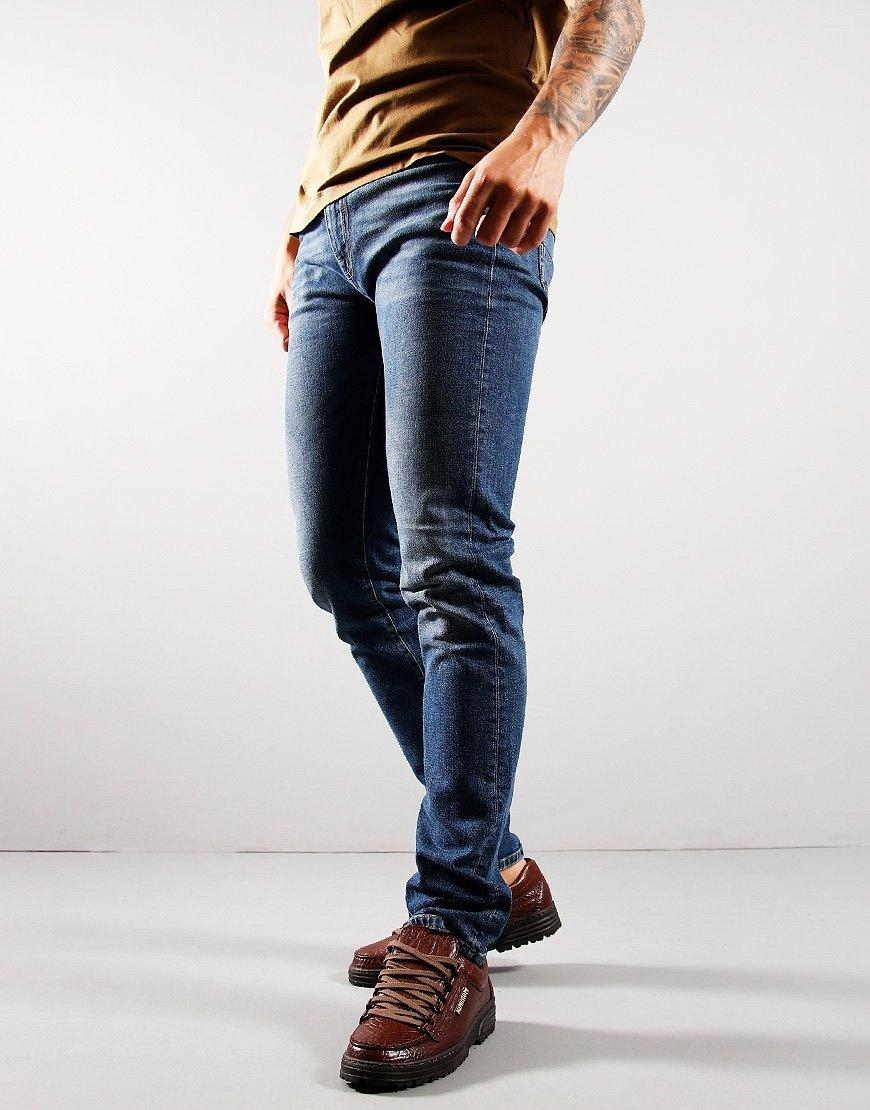 Belstaff Longton Slim Jeans Mid Indigo