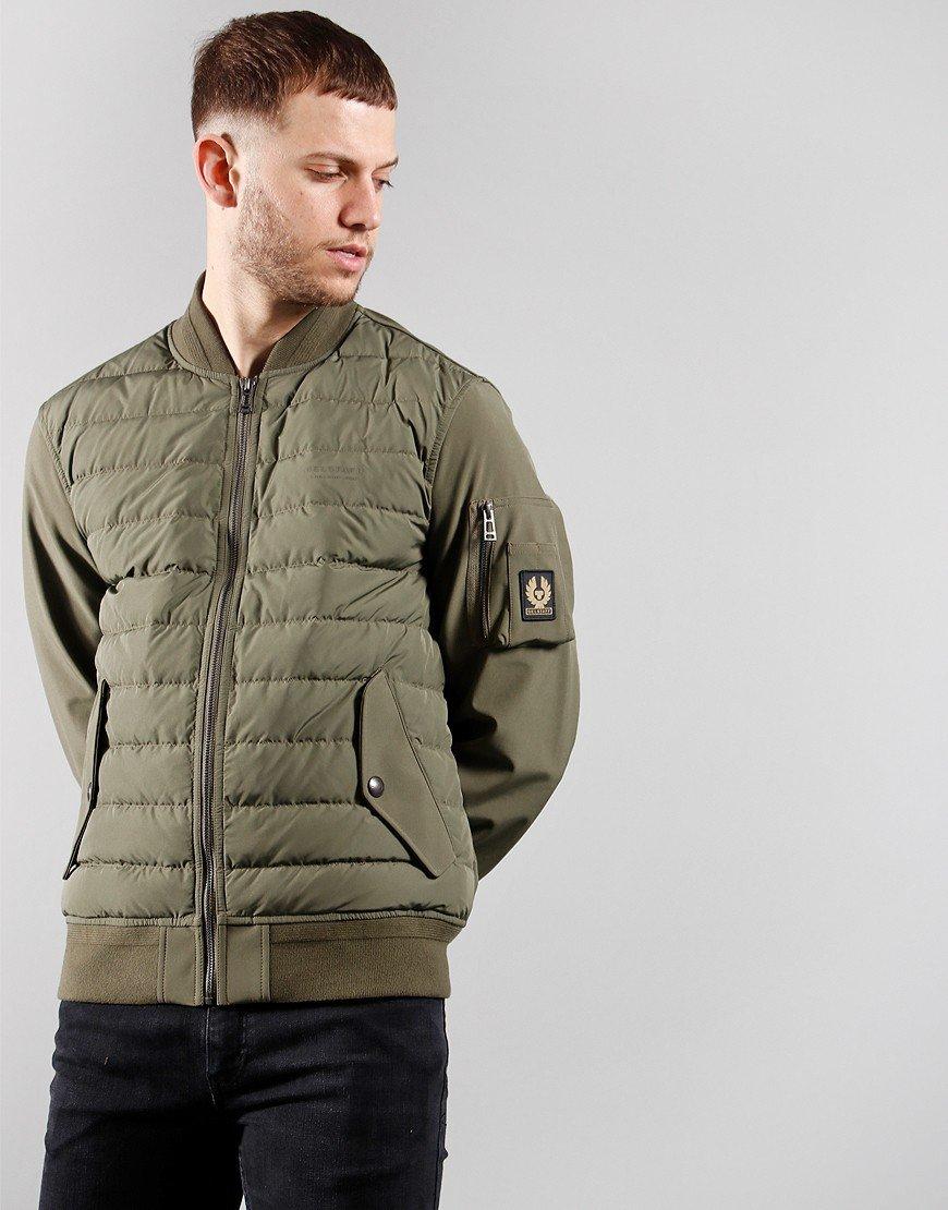 Belstaff Mantle Jacket Scout Green