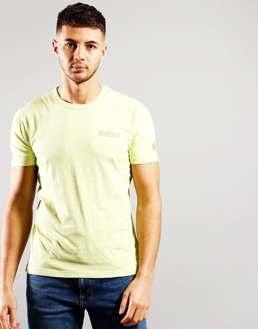Belstaff Manufacturing T-Shirt  Lime