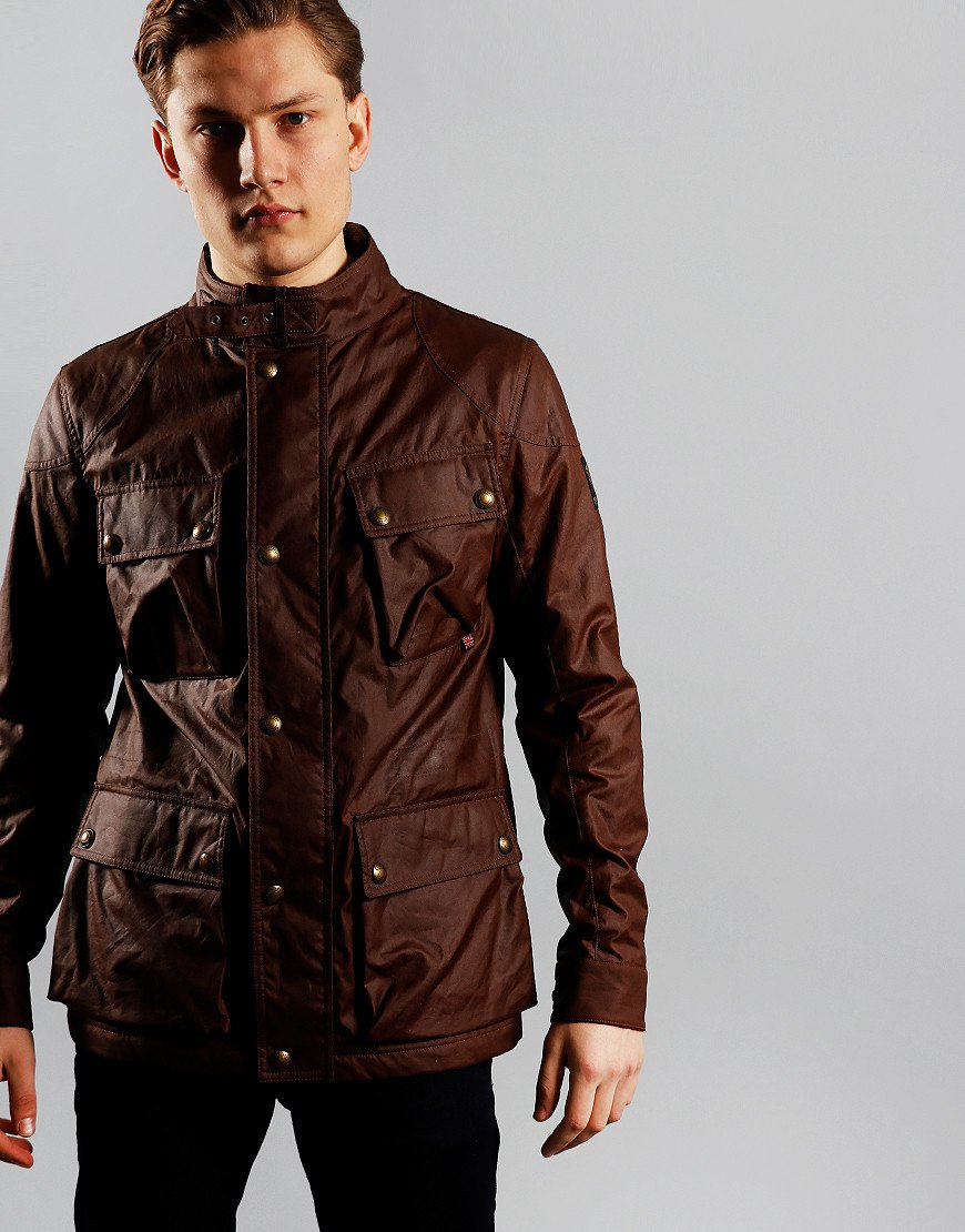 Belstaff Fieldmaster Jacket Light Brown