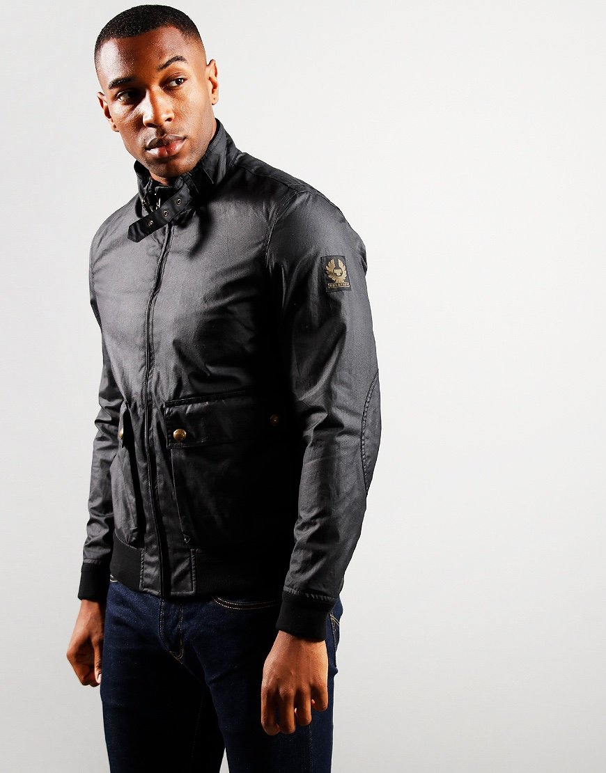 Belstaff Scouter Jacket Black