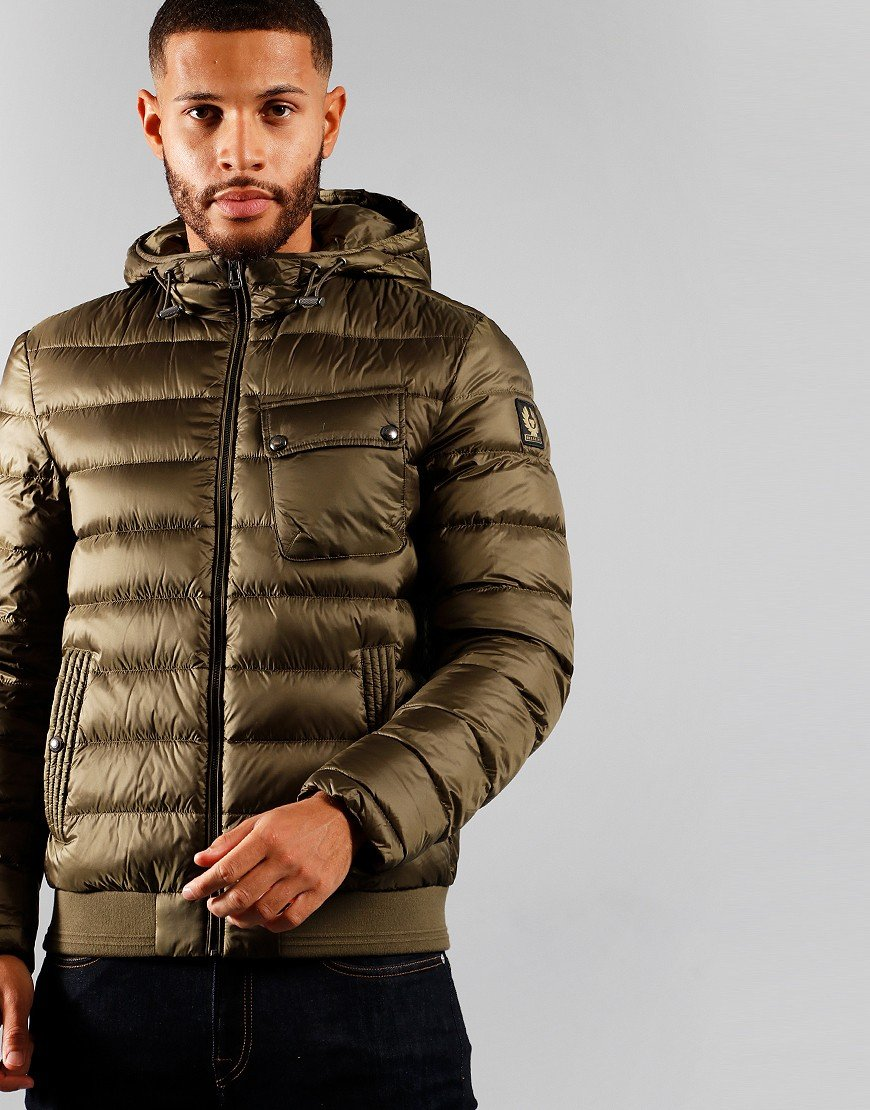Belstaff Streamline Jacket  Salvia