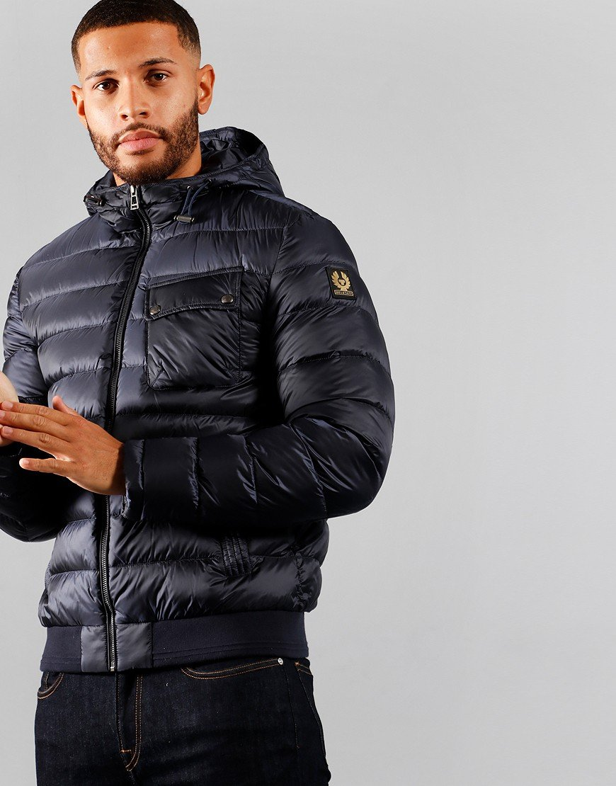 Belstaff Streamline Jacket Dark Ink