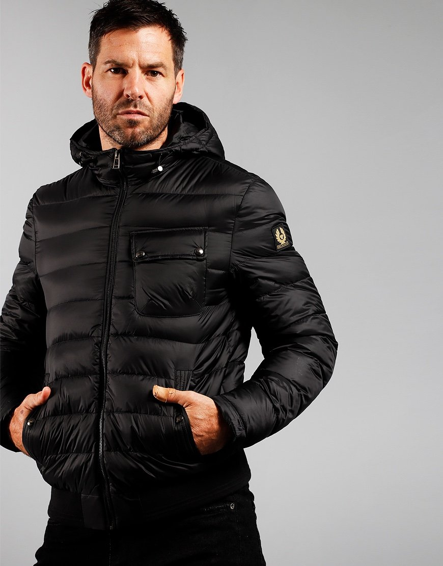 Belstaff Streamline Jacket Black