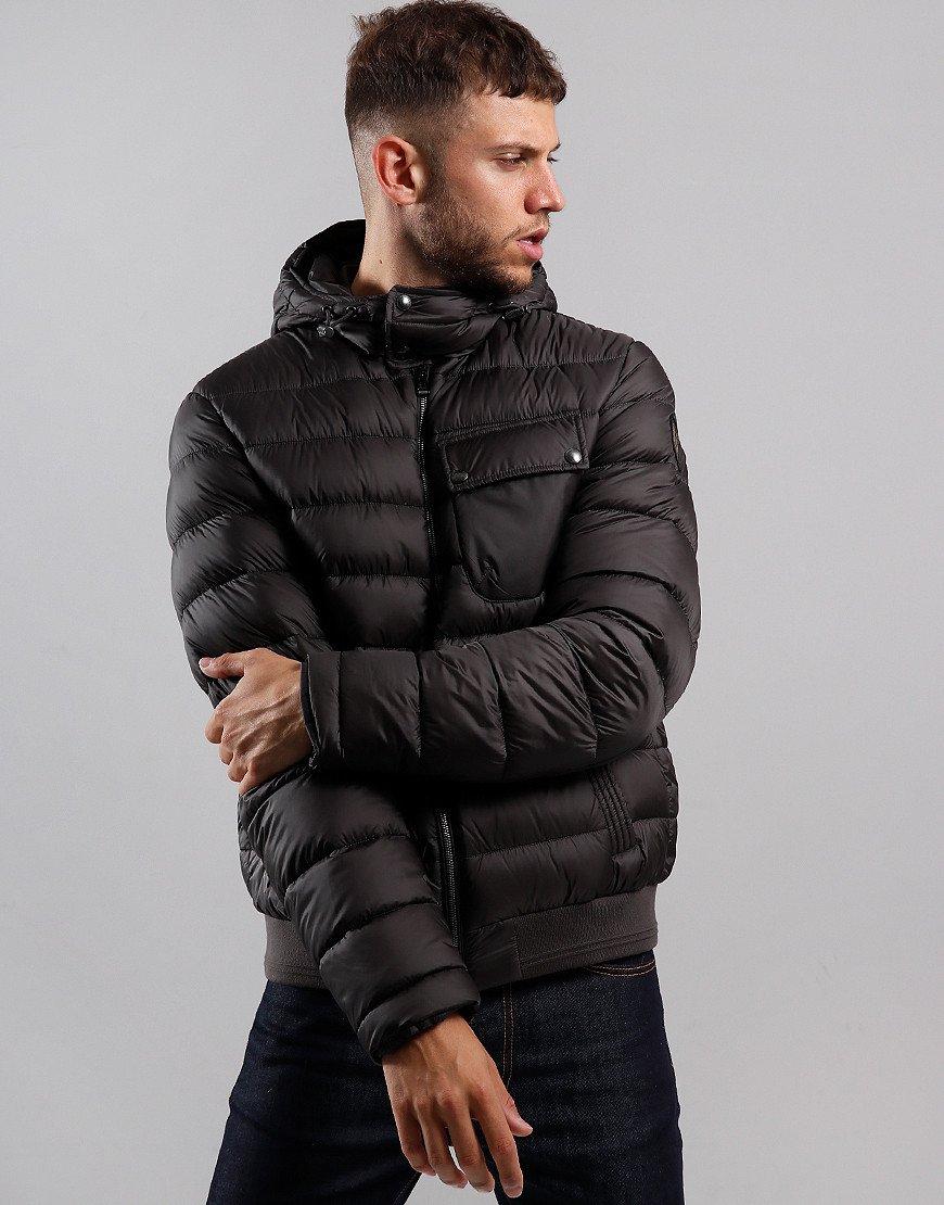 Belstaff Streamline Jacket  Mahogany