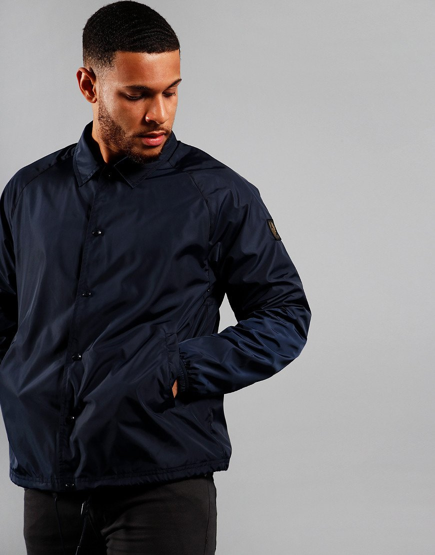 Belstaff Teamster Jacket Dark Navy