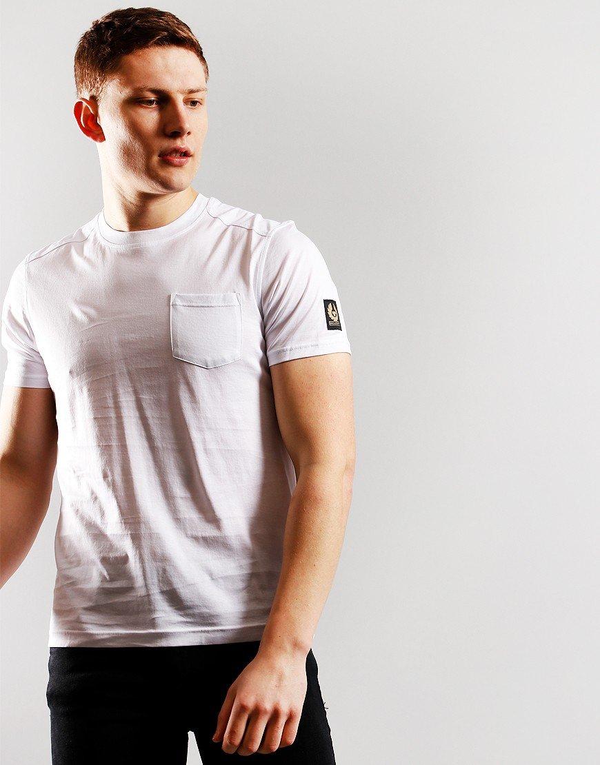 Belstaff Thom 2.0 T-shirt White