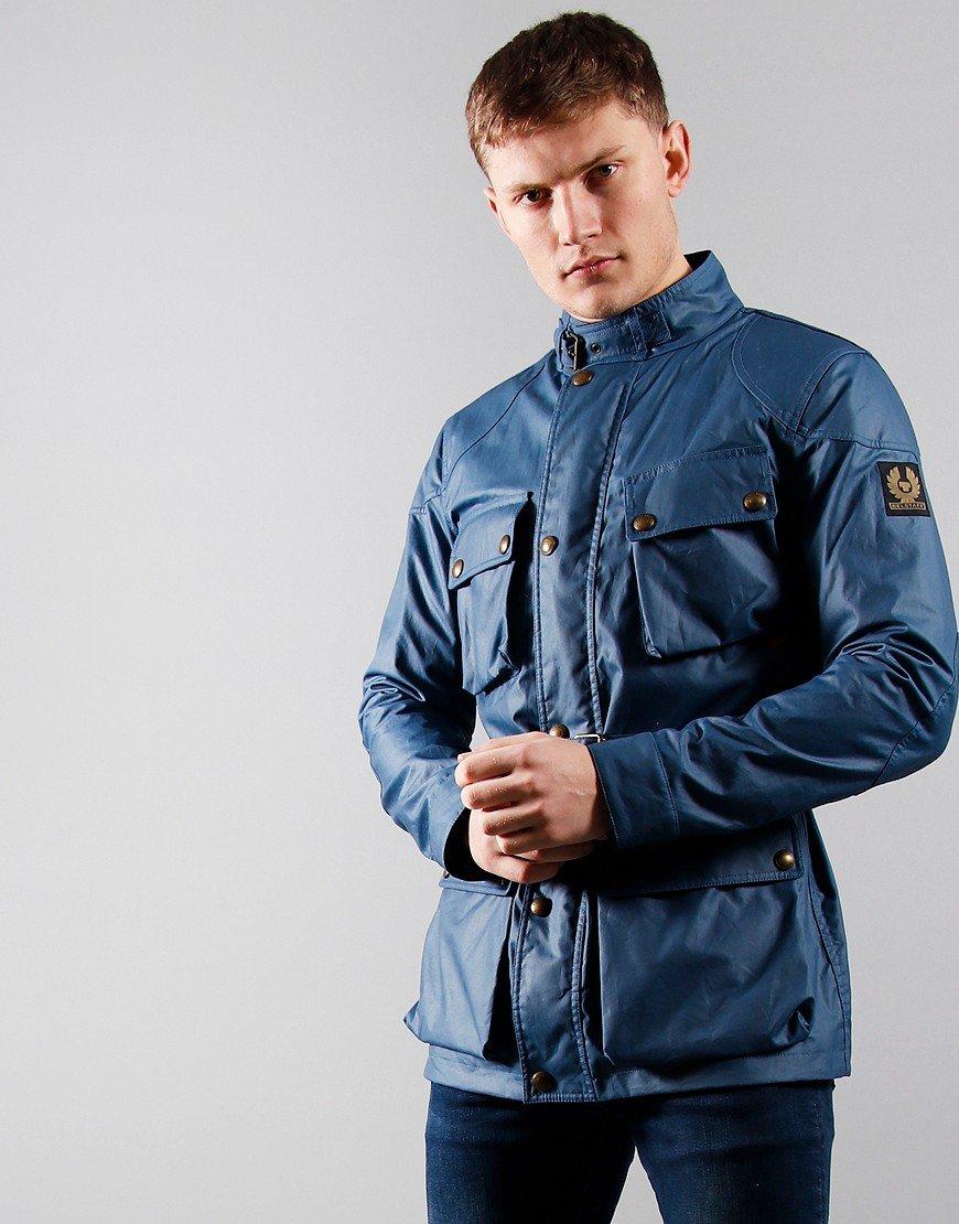 Belstaff Trialmaster Jacket Airforce Blue