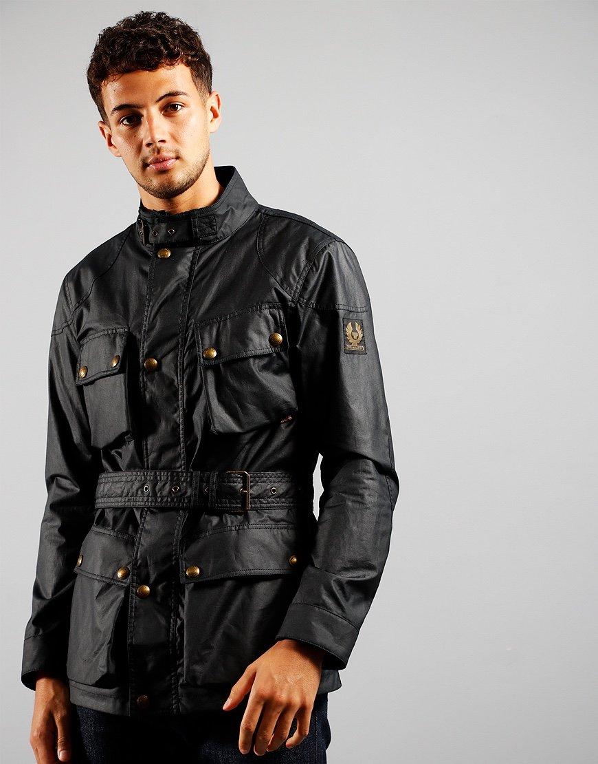 Belstaff Trialmaster Jacket   Dark Navy
