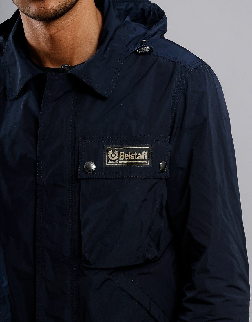 Belstaff Weekender Water Repellent Jacket Dark Ink