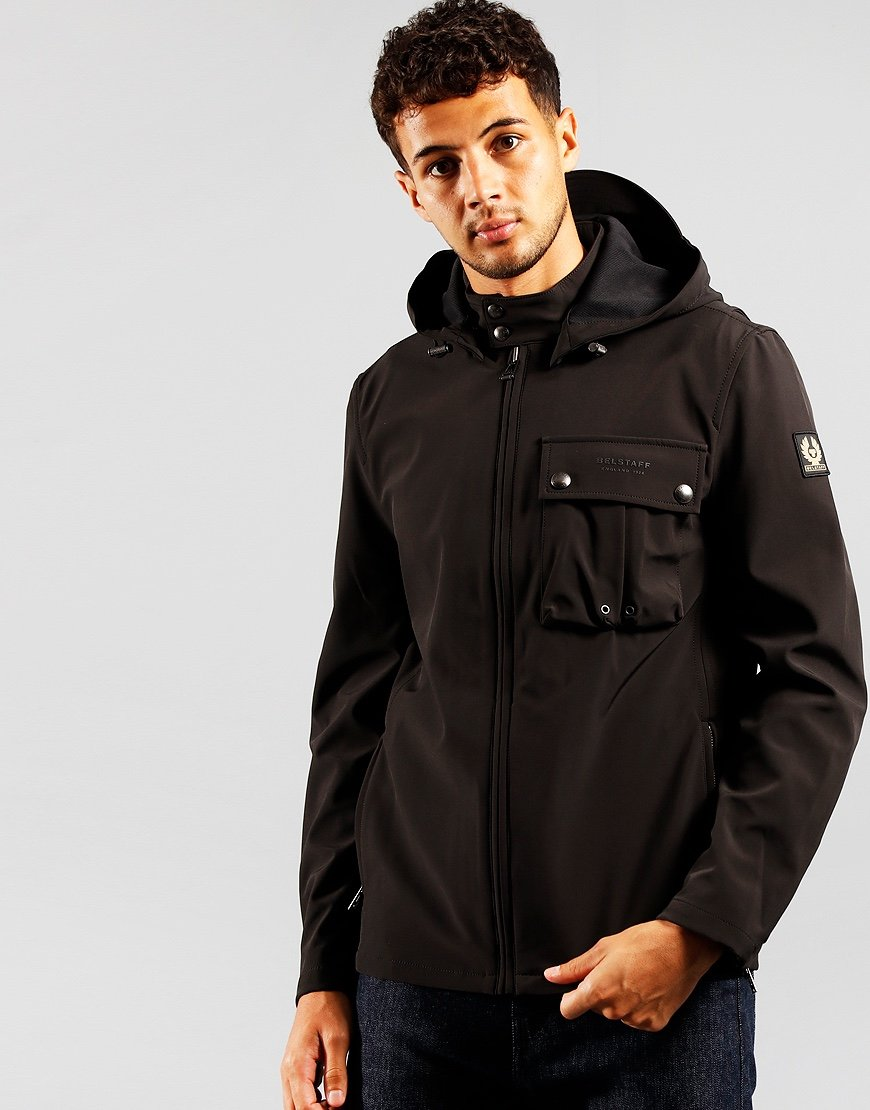 Belstaff Wing Jacket Black