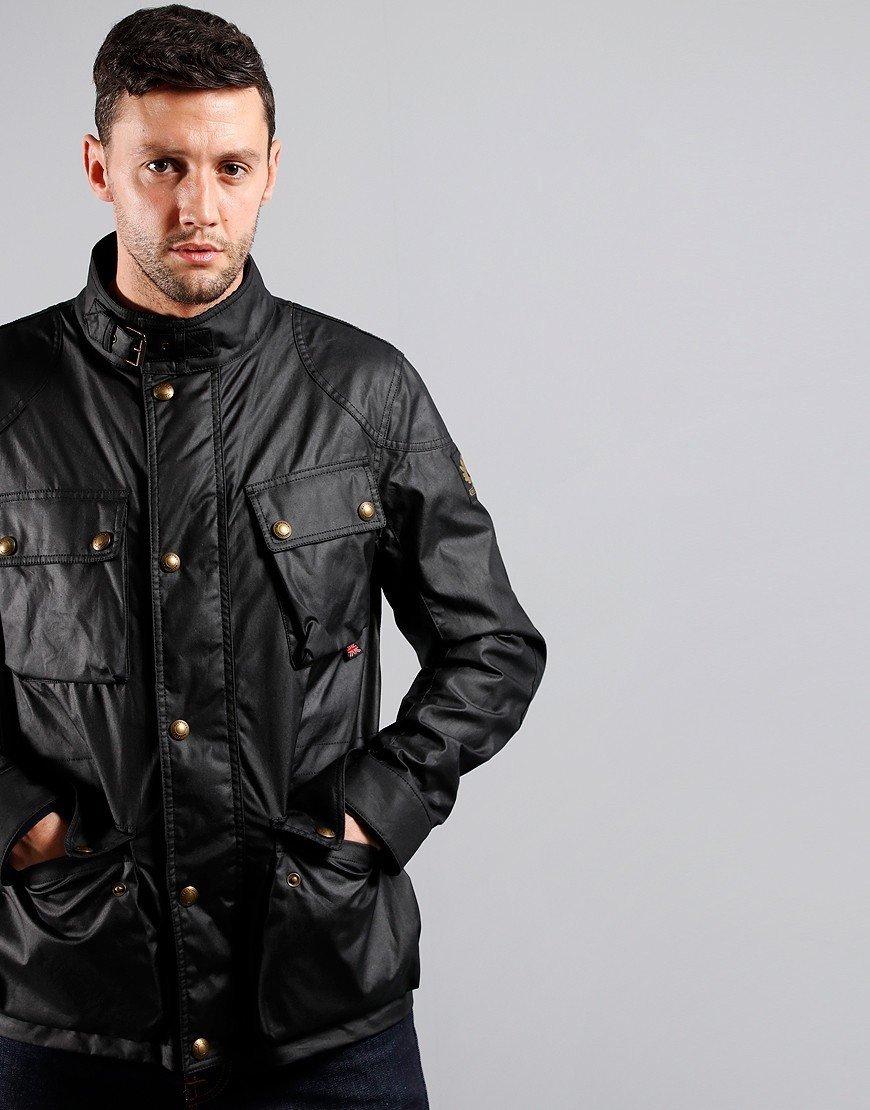 Belstaff Fieldmaster Jacket  Black