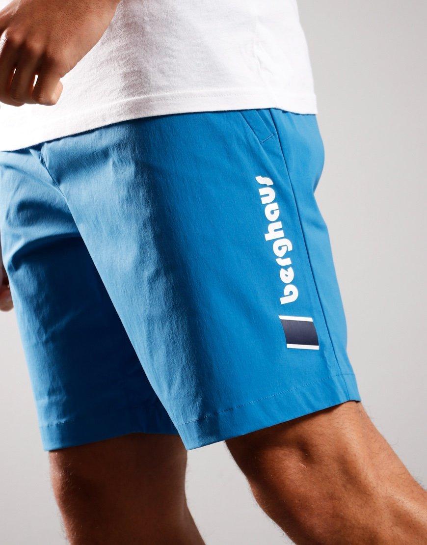 Berghaus Attenders Shorts Blue Water
