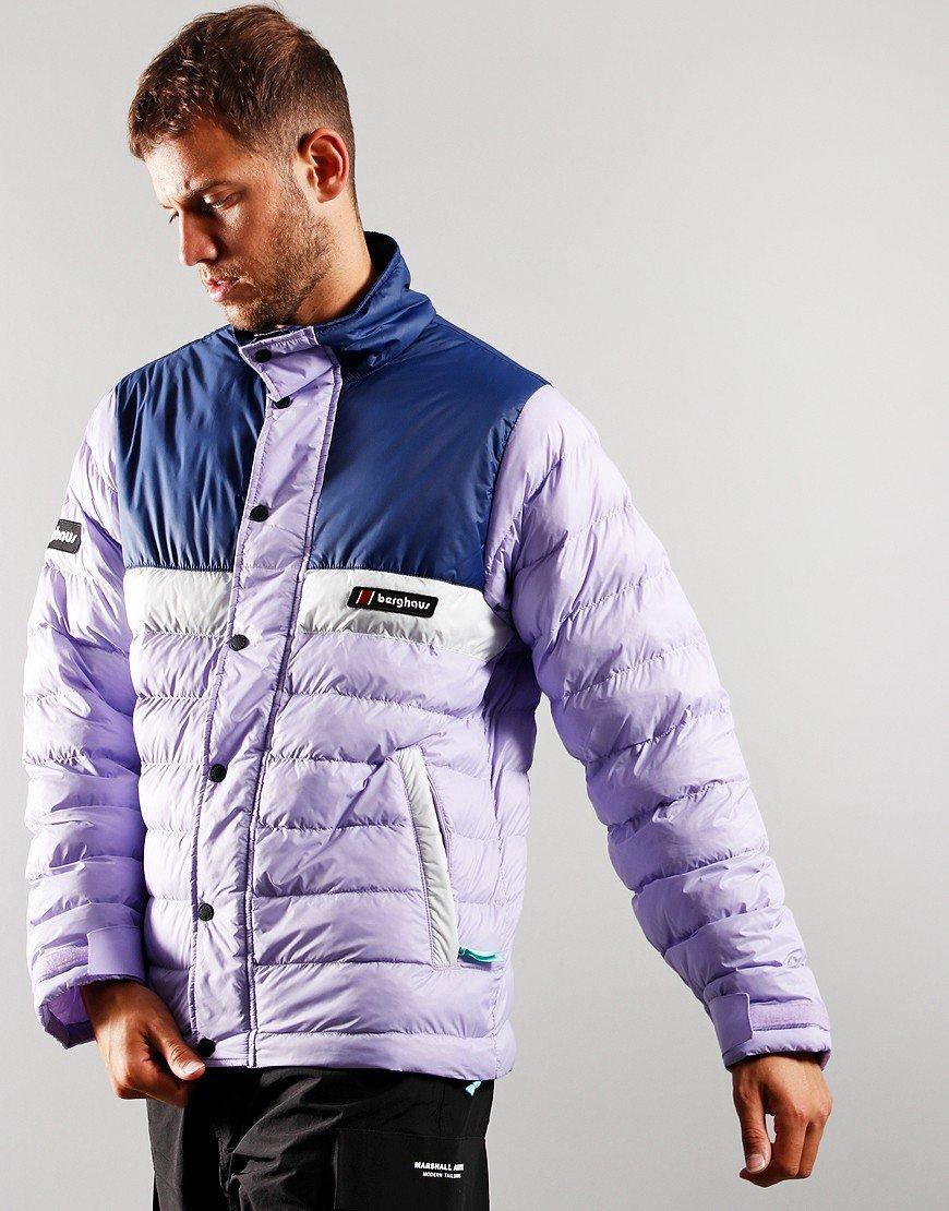 Berghaus Glenshee Jacket Blue Depths/Lavender