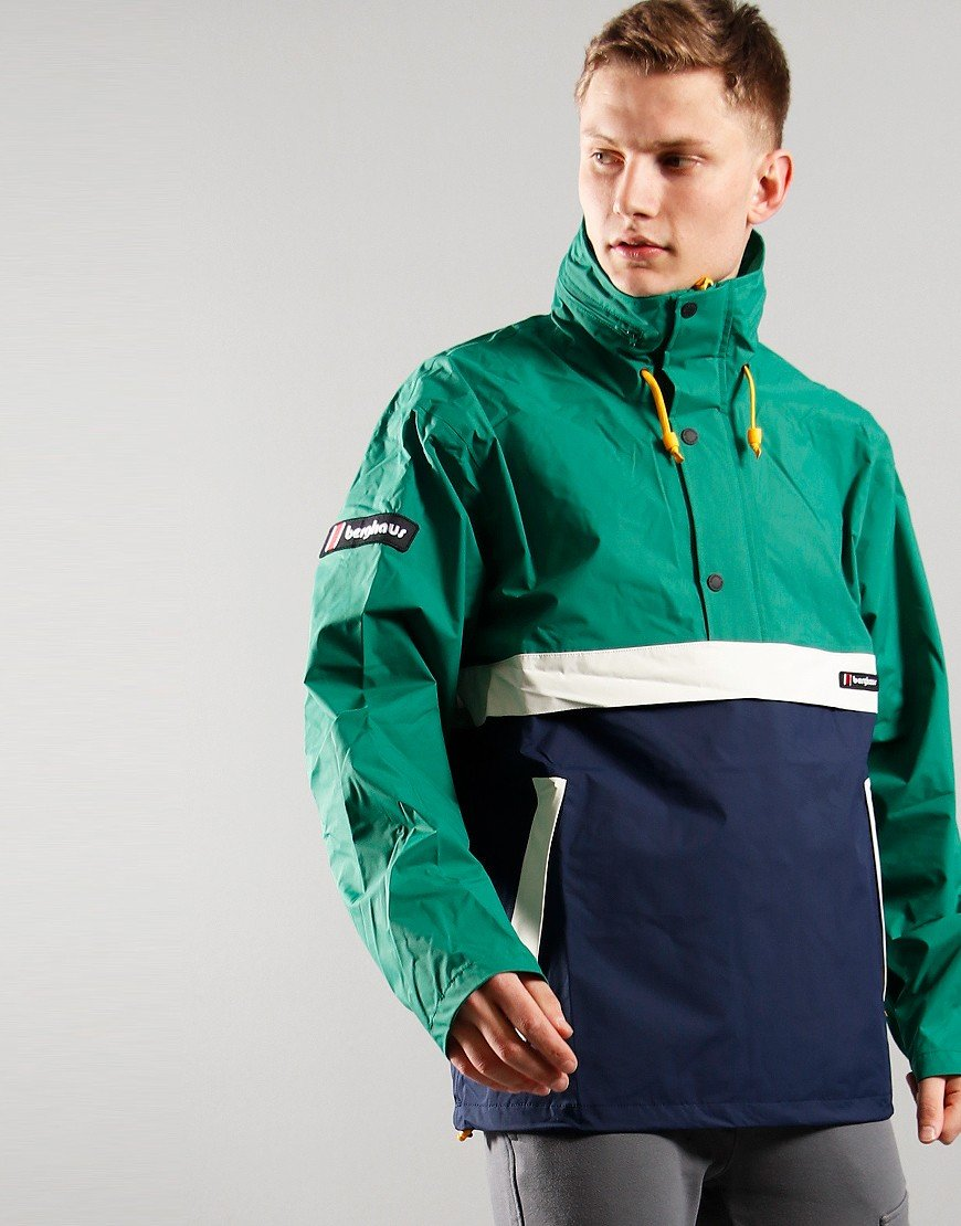 Berghaus Ski Smock 86 Jacket Verdant/Dusk