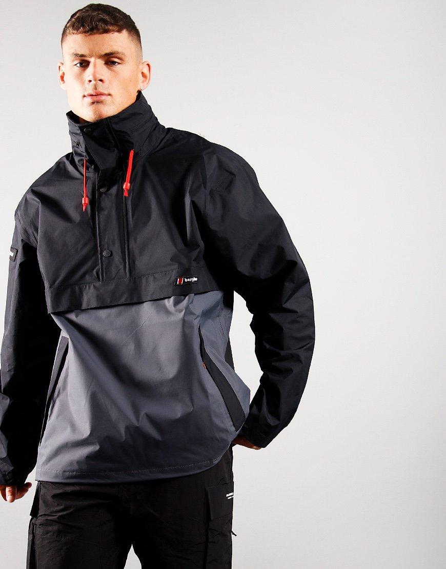 Berghaus Ski Smock 86 Jacket Jet Black/Grey