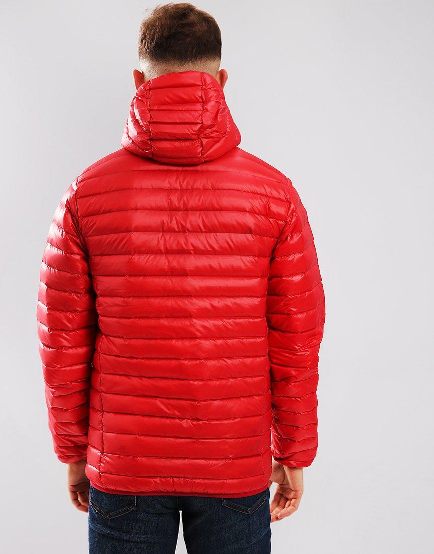 Pyrenex Bruce Puffer Jacket Rouge