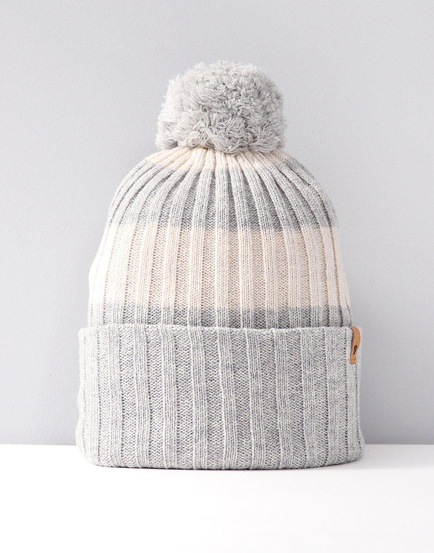 Fjällräven Byron Pom Hat Fog
