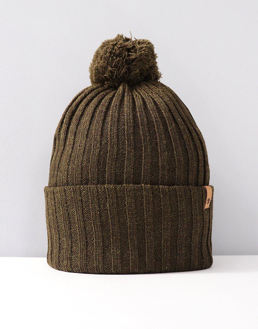 Fjällräven Byron Pom Hat Olive