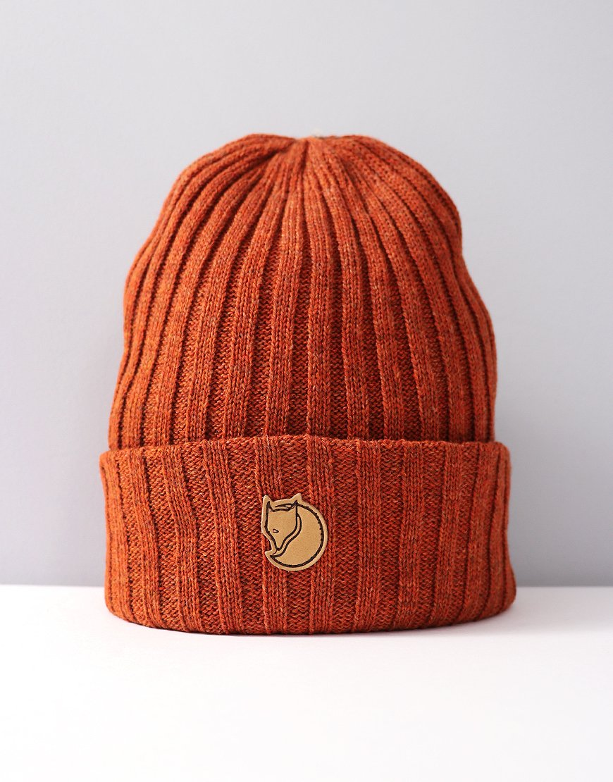 new high newest collection wholesale sales Fjällräven Byron Hat Autumn Leaf