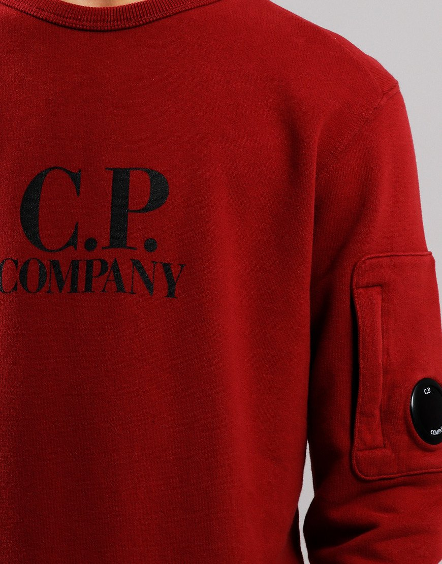 C.P. Company Kids Logo Lens Sweat Scooter