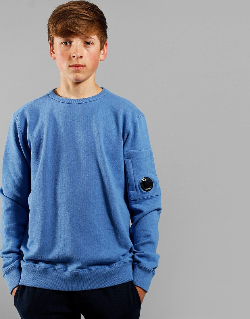 C.P. Company Kids Arm Lens Sweat Riviera