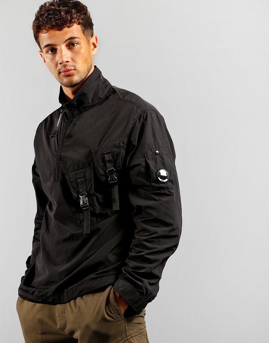 C.P Company Overshirt Black