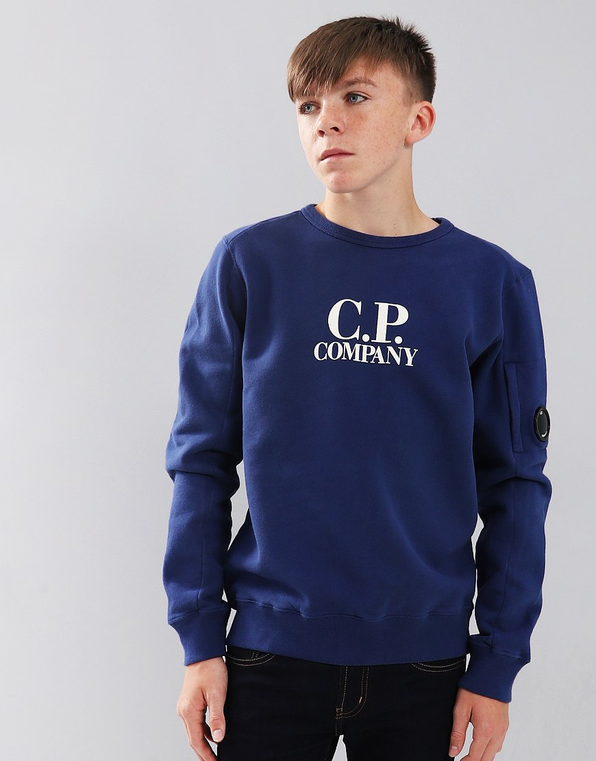 C.P. Company Kids Sweatshirt Estate Blue