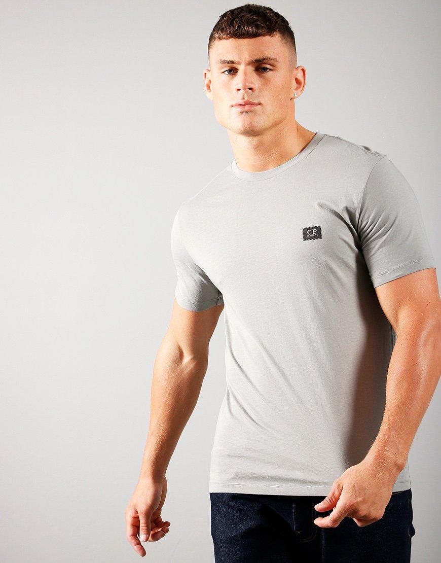 C.P. Company Small Logo T-shirt Moon Mist