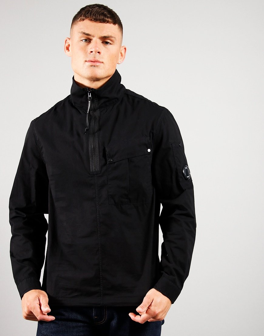 C.P. Company Overshirt Black