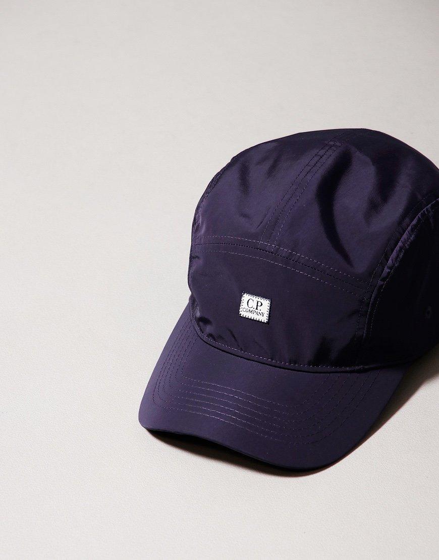 C.P. Company Baseball Cap Greystone