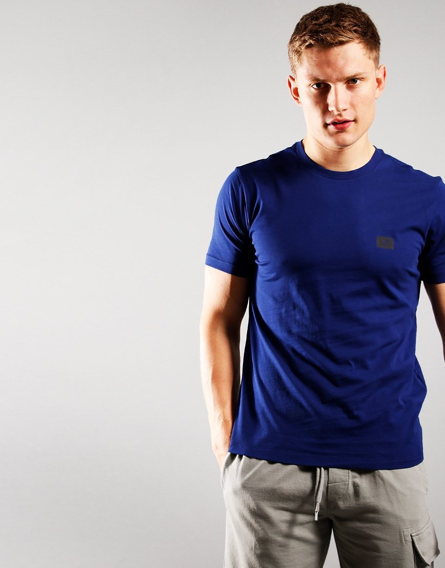 C.P. Company Small Logo T-shirt Blueprint