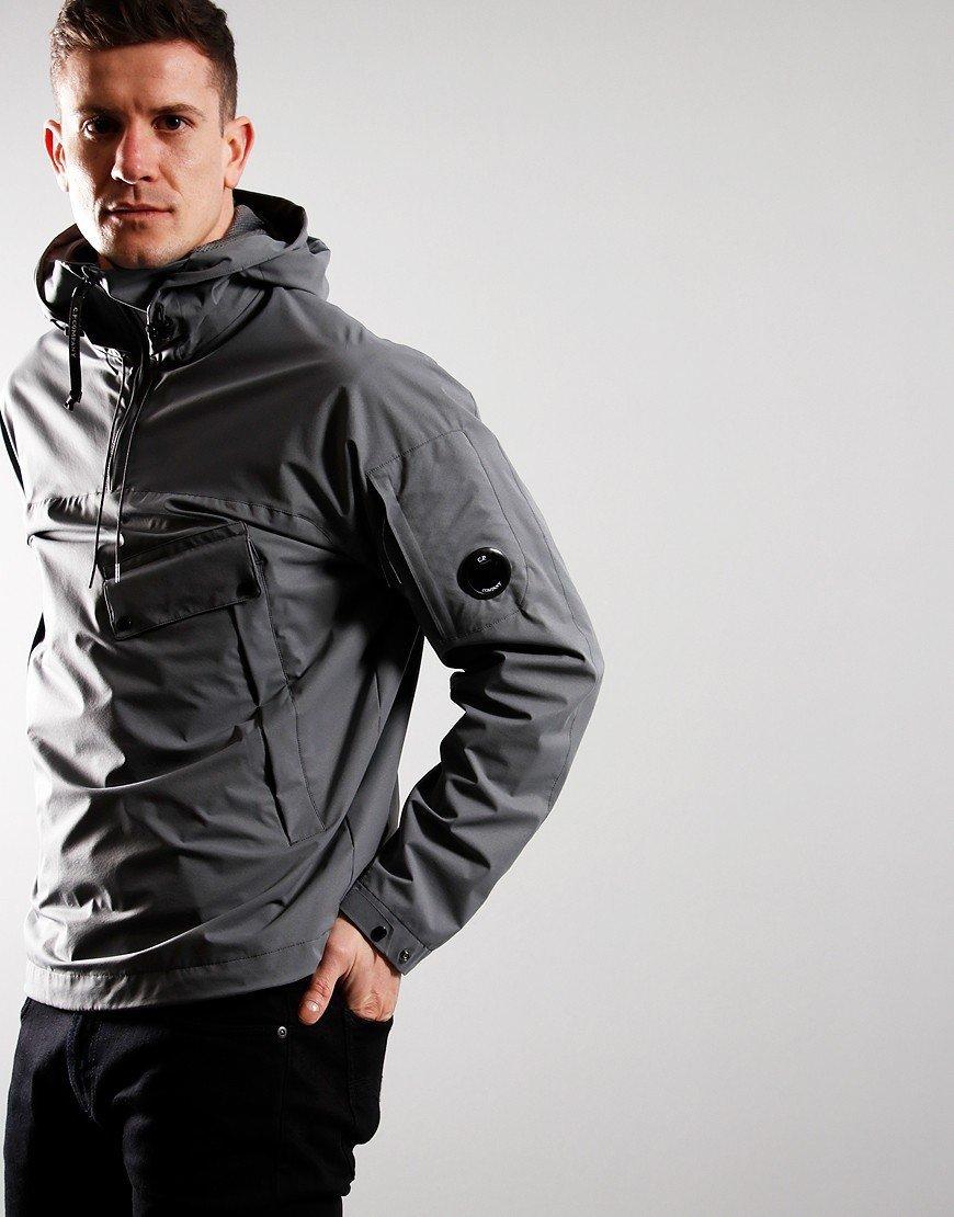 C.P. Company Pro Tech Half Zip Jacket Greystone
