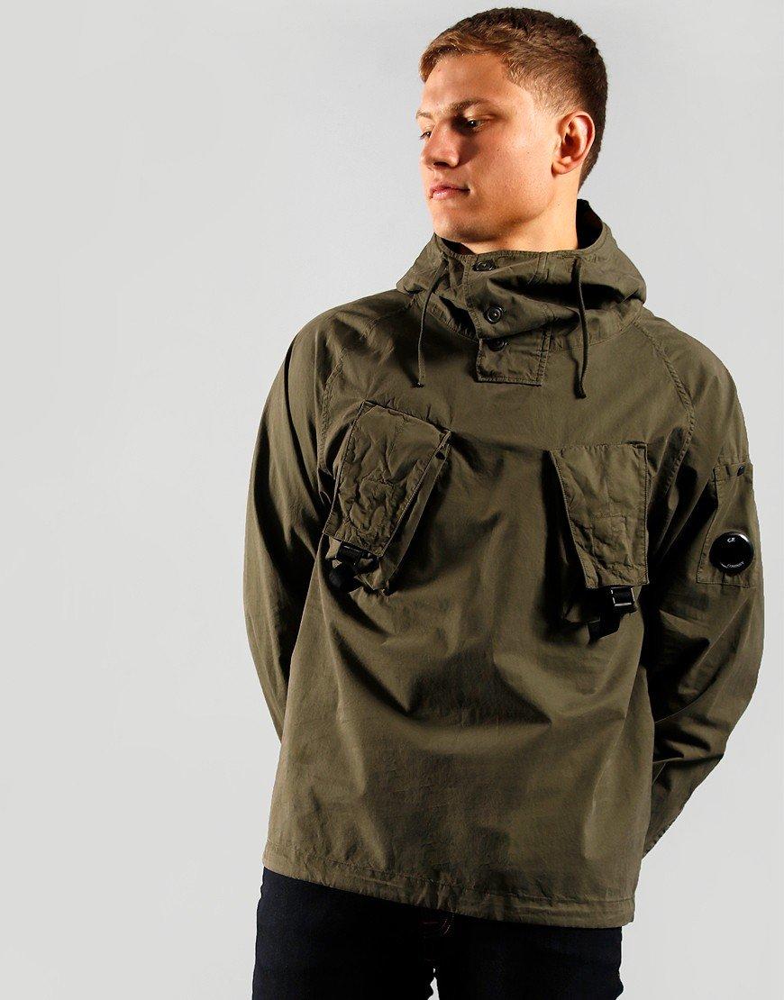 C.P. Company Overhead Jacket Ivy Green