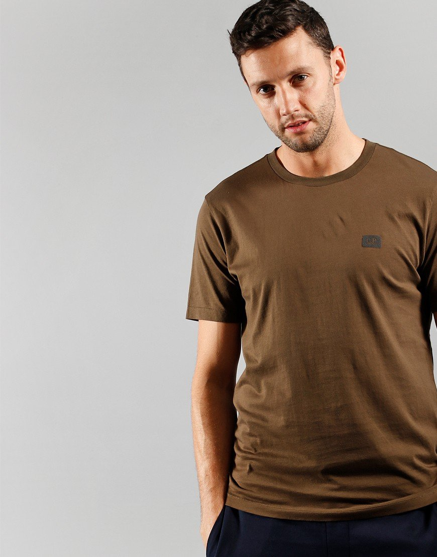 C.P. Company Small Logo T-Shirt Ivy Green