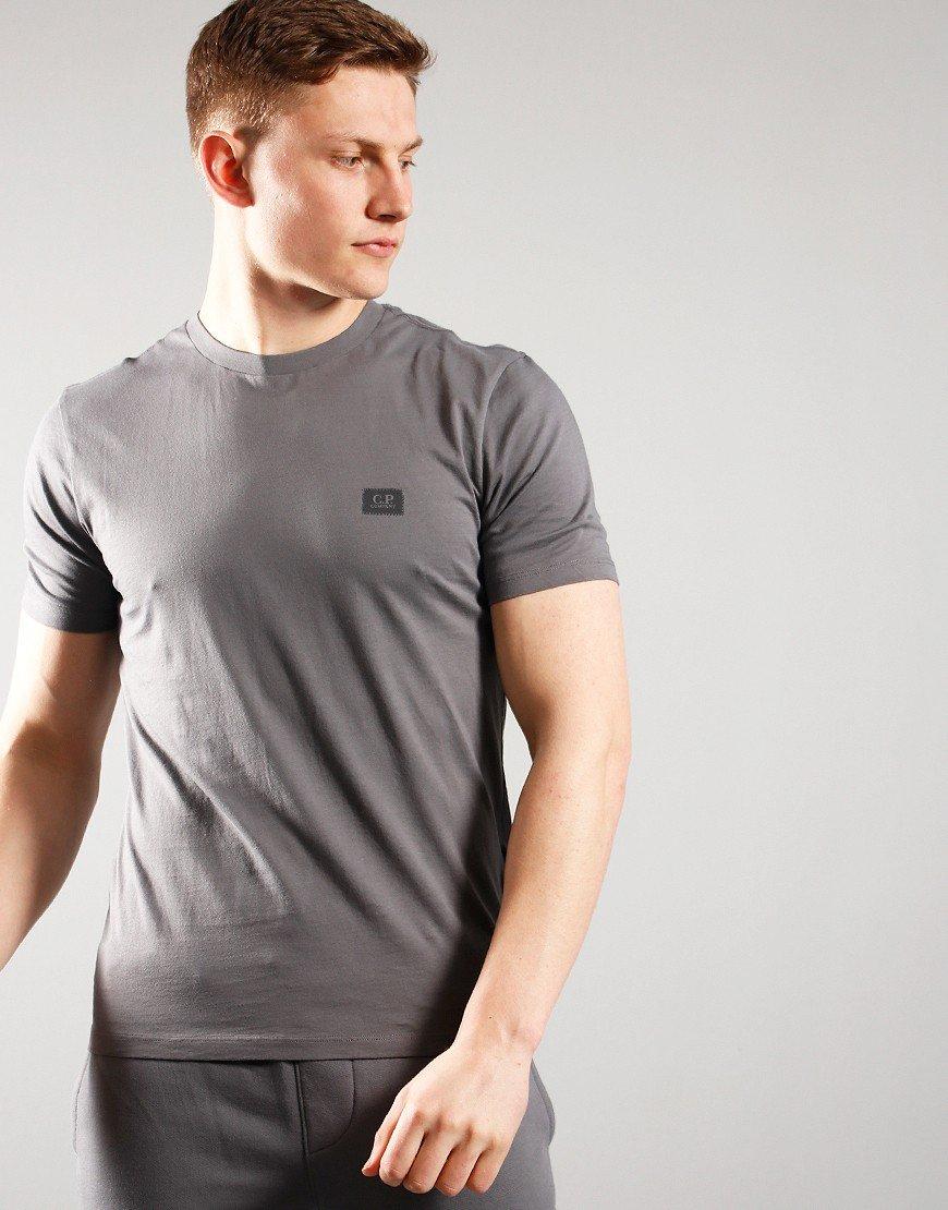 C.P. Company Small Logo T-Shirt Gargoyle