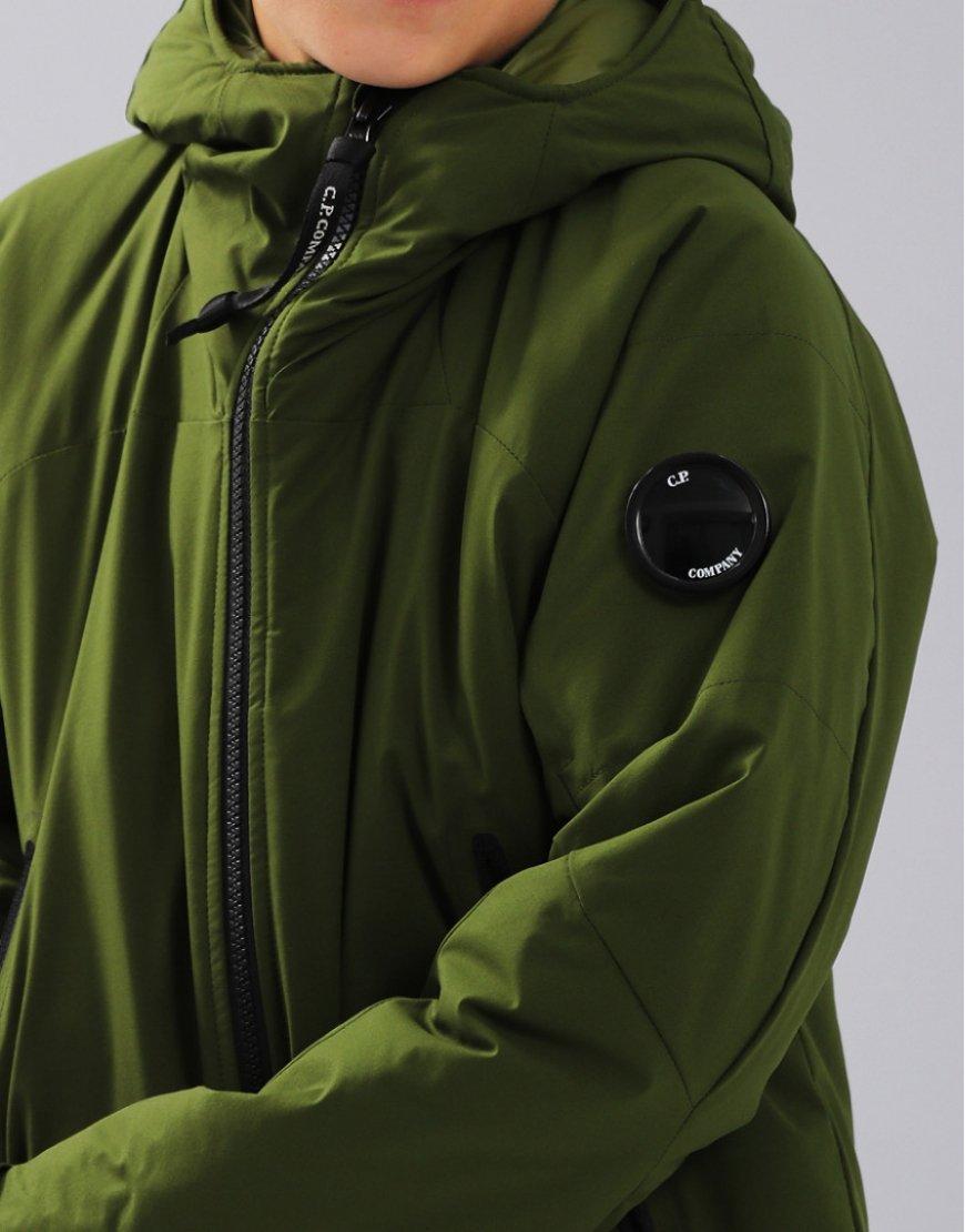C.P. Company Kids Pro Tek Jacket Pesto