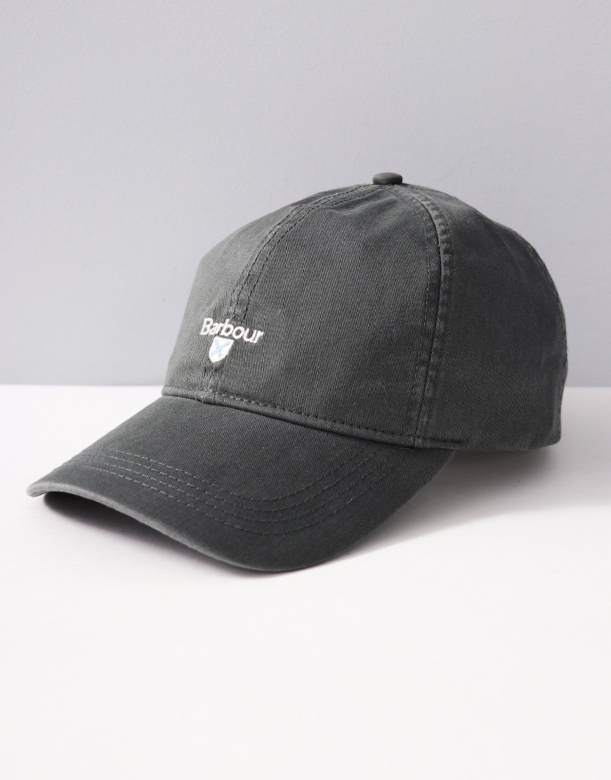Barbour Cascade Sports Cap Charcoal
