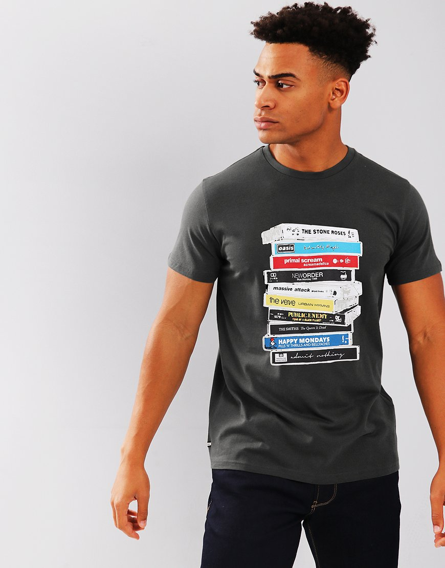 Weekend Offender Cassettes T-Shirt Armour
