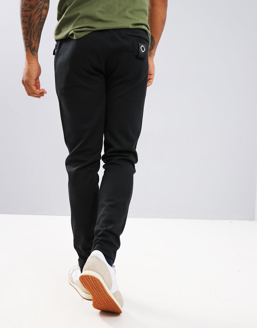 MA.Strum Chieftian Track Pants Black
