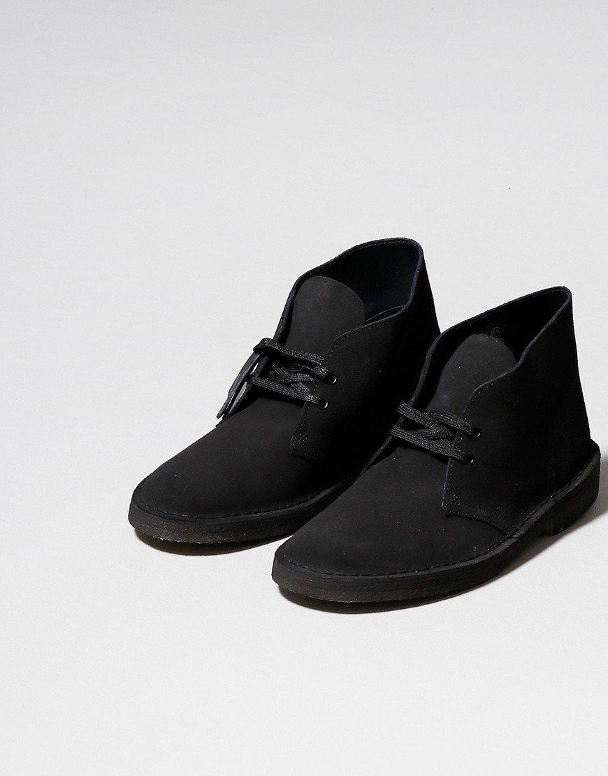 Clarks Originals Desert Boot Black