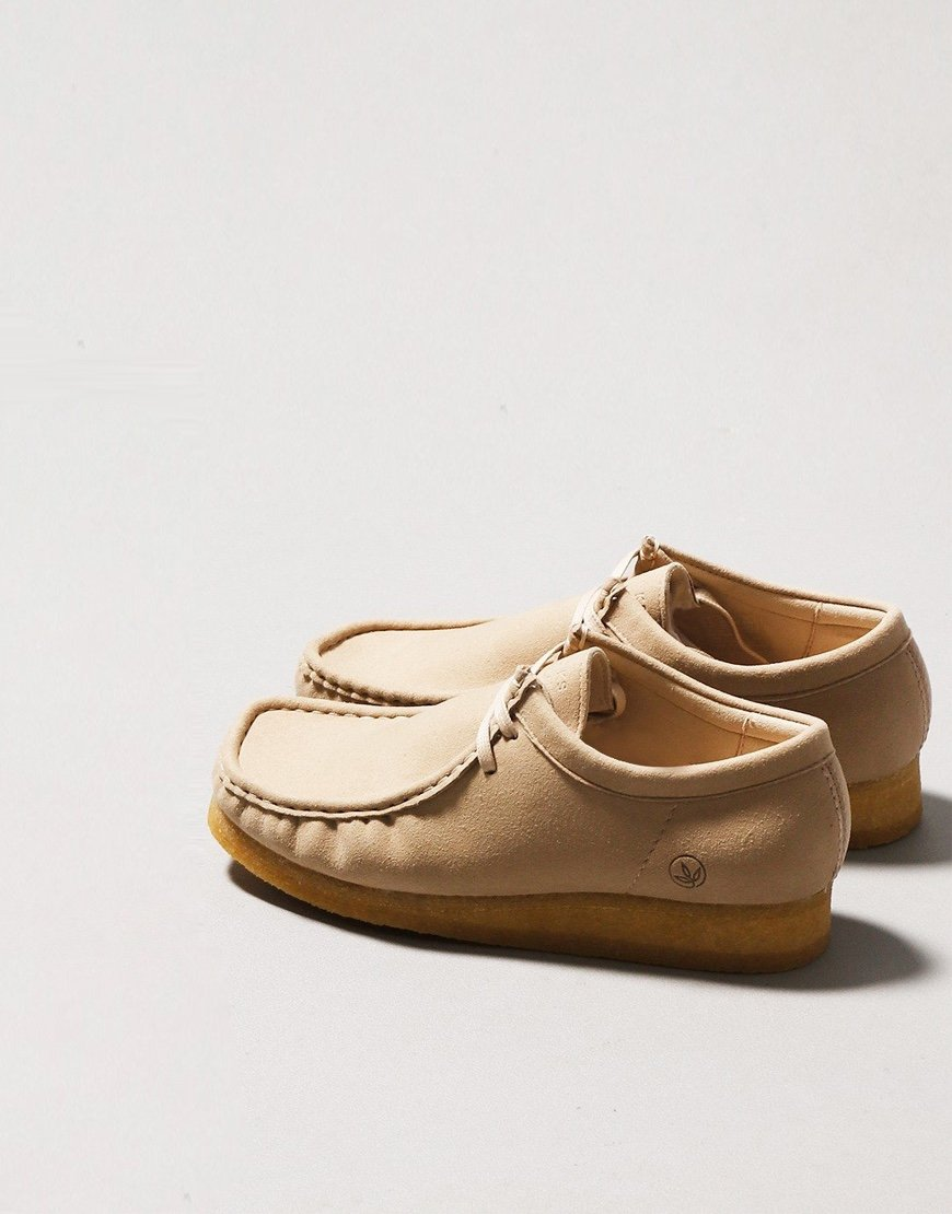 Clarks Originals Wallabee Shoe Sand Vega