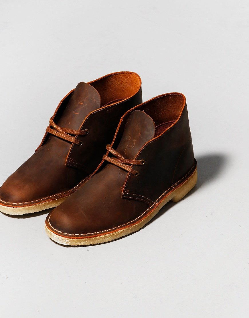 Clarks Originals Desert Boot Beeswax