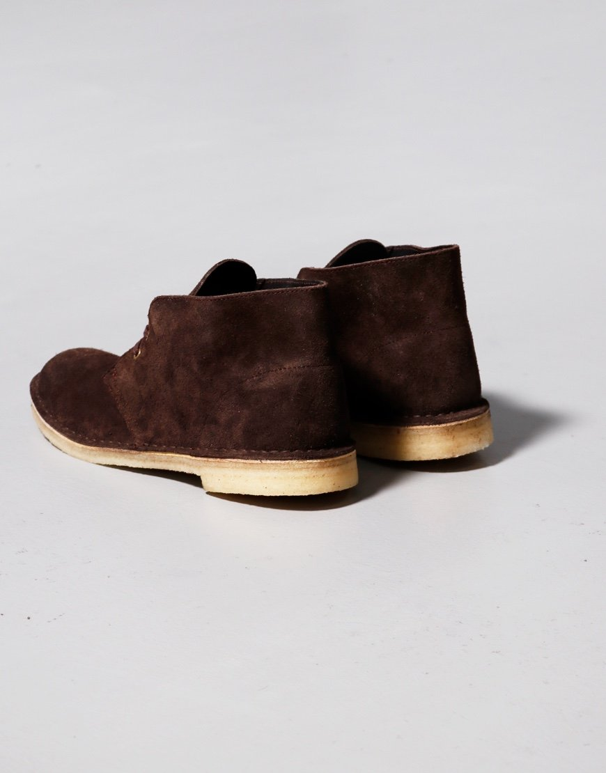 Clarks Originals Desert Boot Chocolate