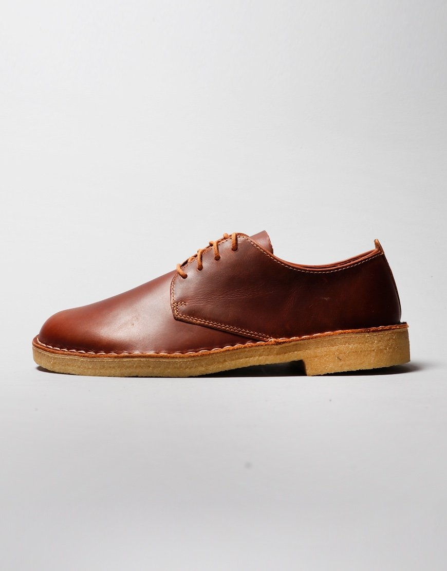 Clarks Originals Desert London Shoe Tan